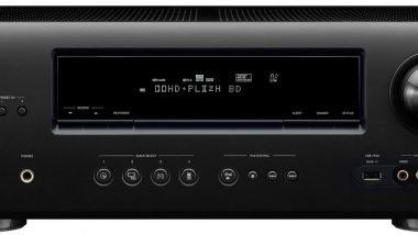Denon AVR 1612 5.1 Channel AV Home Theater Receiver Sub Woofer Set Up